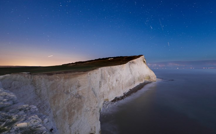 At the Edge of the World - Seaford Head, UK. Captured with the EOS RP.jpg