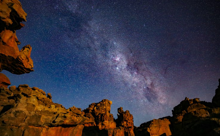 Midnight in the Mountains - Cederberg Mountains, South Africa. Shot on the EOS RP.tif
