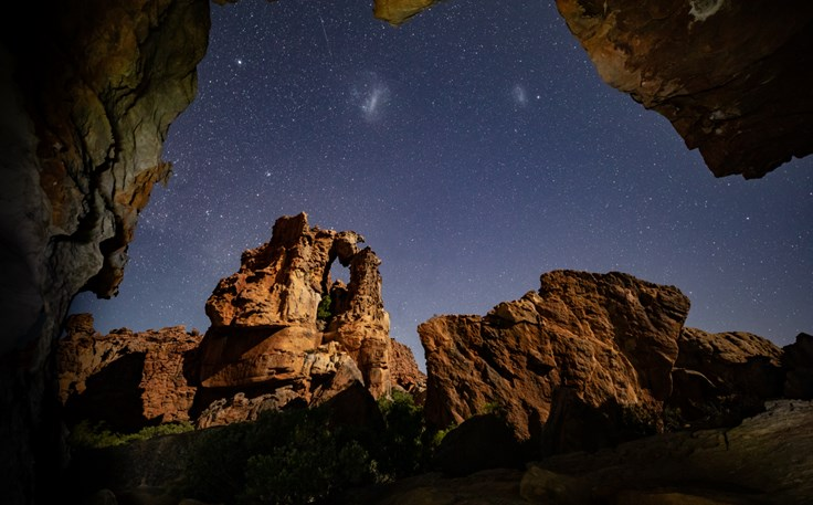 Staring Out at the Solar System - Cederberg Mountains, South Africa. Shot on the EOS RP.tif